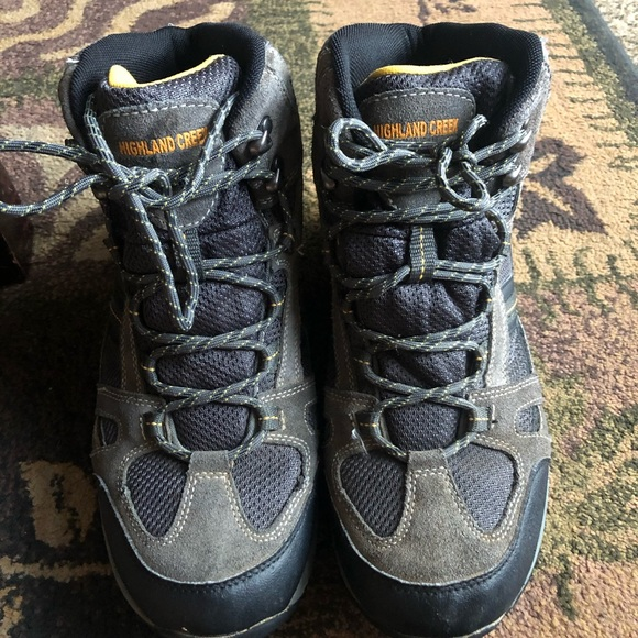 Highland Creek Shoes | Hiking Boots